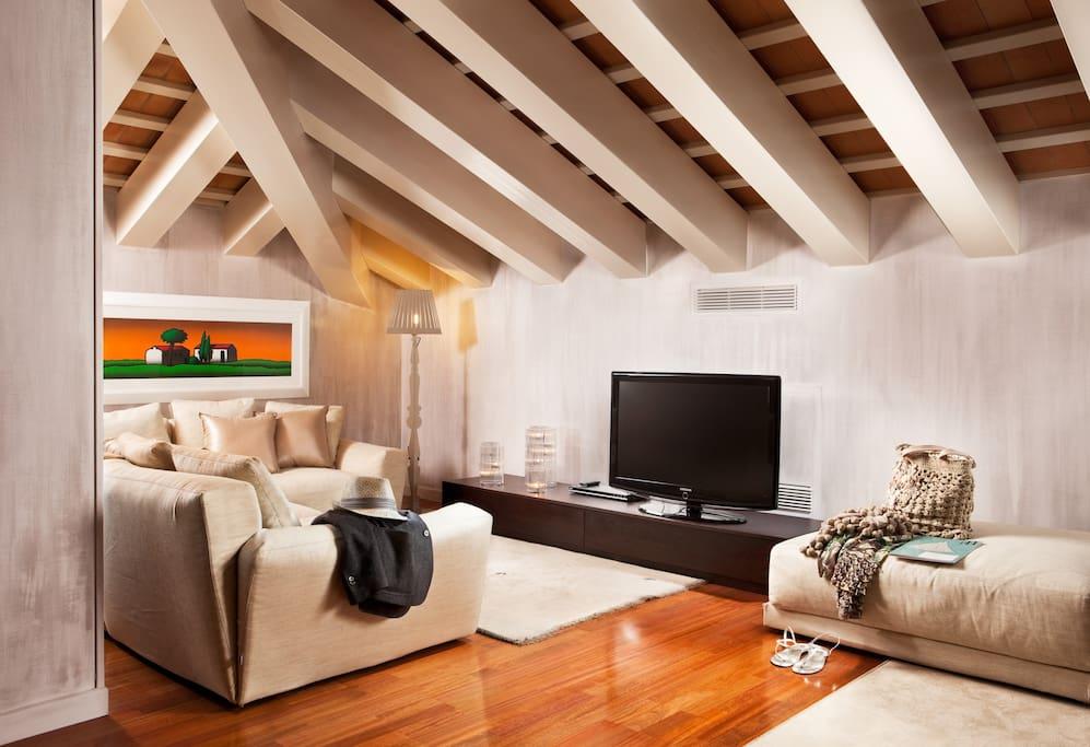 Salotto Gran Suite