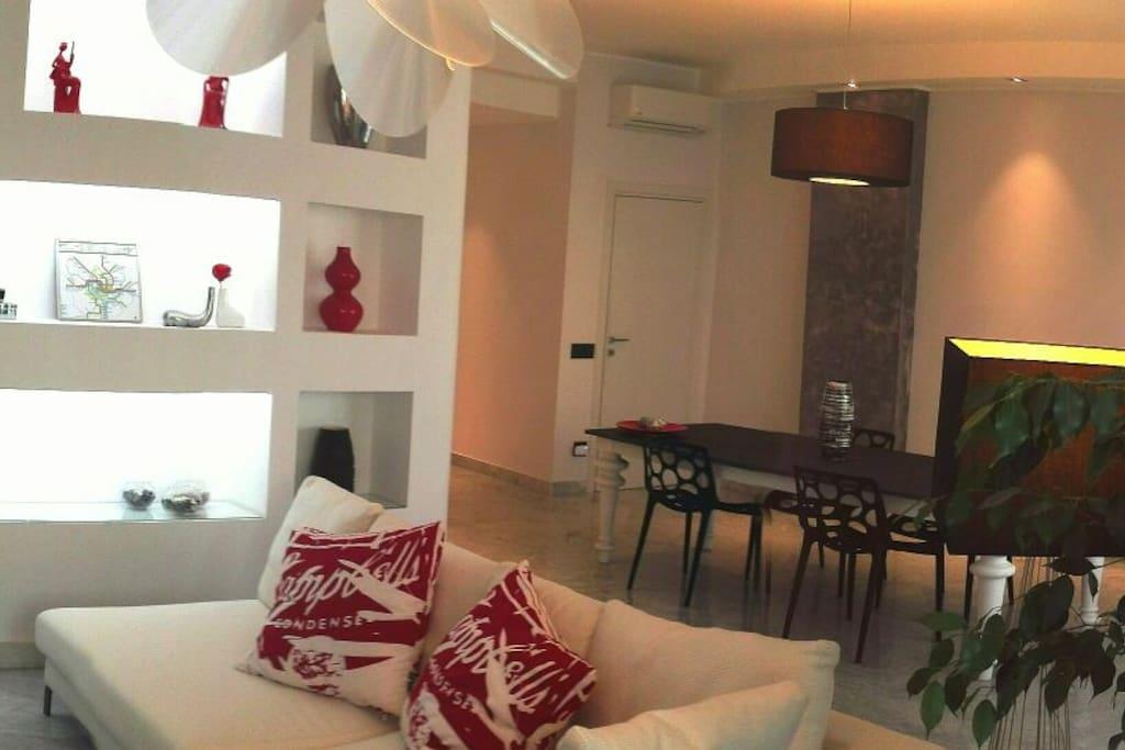 B b decimo piano appartamenti in affitto a taranto - B b barcellona centro bagno privato ...