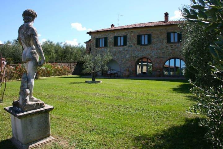 CASA FELICE - Lucignano - Dům
