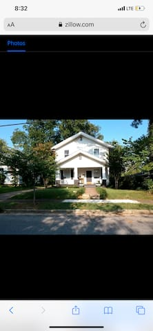 4 bedroom home close to downtown