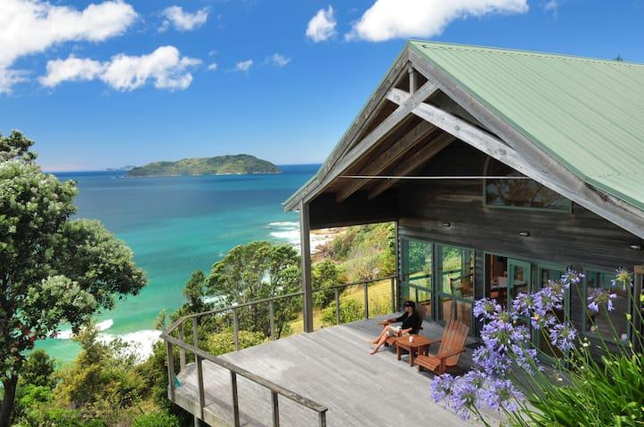 Incomparable Ocean & Island Views - Tairua - Casa