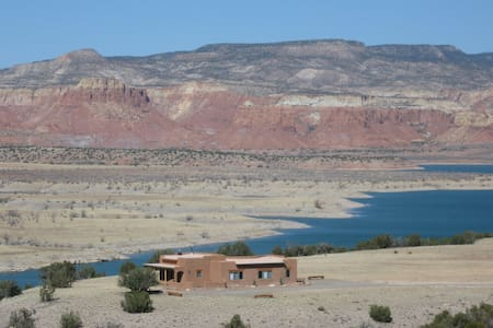 Stellar Home on Abiquiu Lake - Youngsville