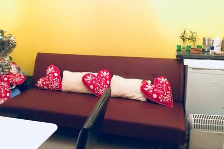 Cozy Cul-de-sac Guest Suite.