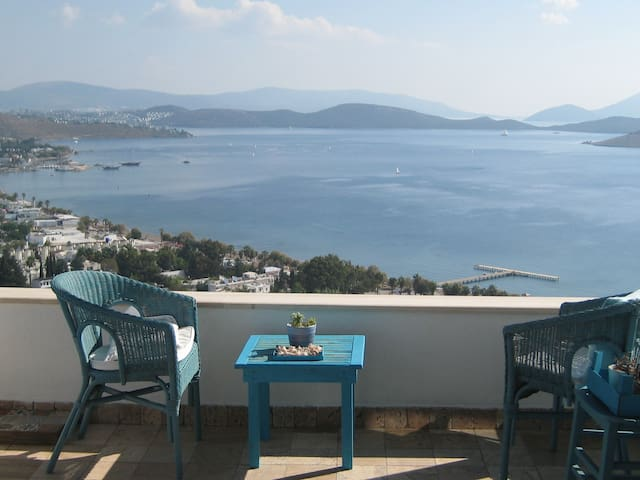 For those who need a peaceful place - Bodrum - Rumah