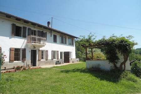 Farmhouse in Monferrato, near Asti - Cortandone (AT)