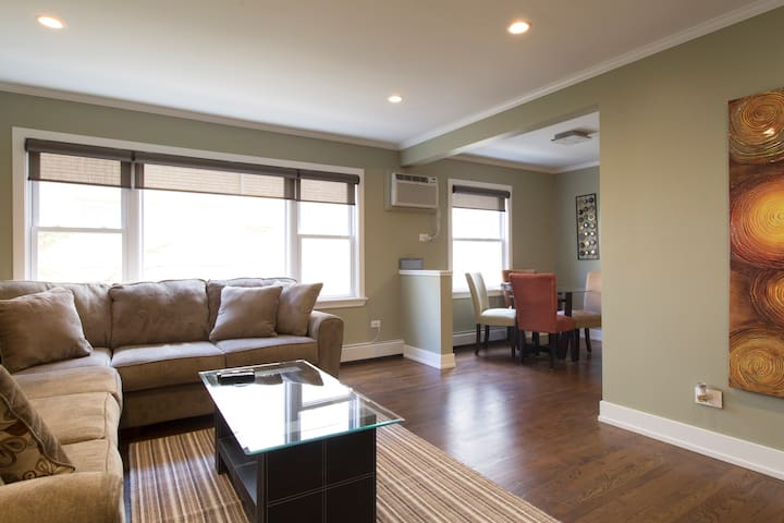 Luxury Condo in Oak Park/ W Chicago - Oak Park - Kondominium