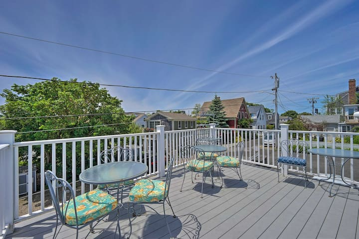 Cozy Provincetown Studio w/Easy Access to Beaches!