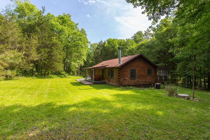 cabin retreat near charlottesville houses for rent in