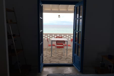 Country House in front of the sea - Chalkidiki - Ev