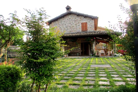 Apartment in the mountains - 6 beds - Montefortino