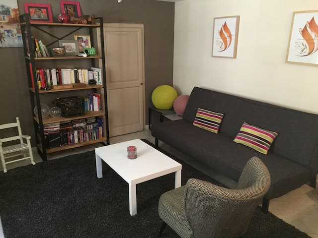 Appartement dans l'arrière pays - Jonquières - Appartement