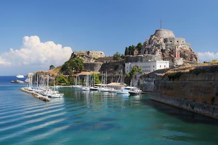 Corfù e dintorni in barca a vela - Corfu