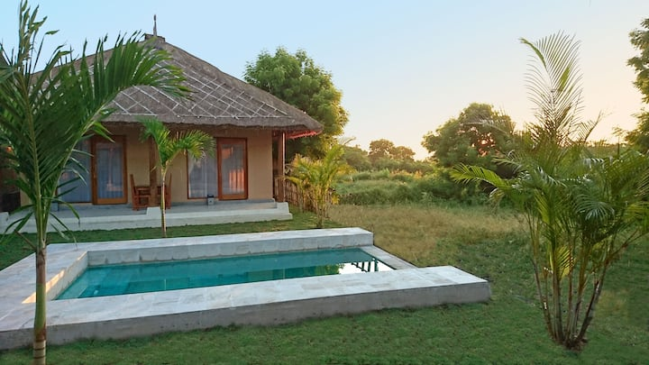 Ekas Sunrise Resort Bungalow 2 | Breakfast incl.