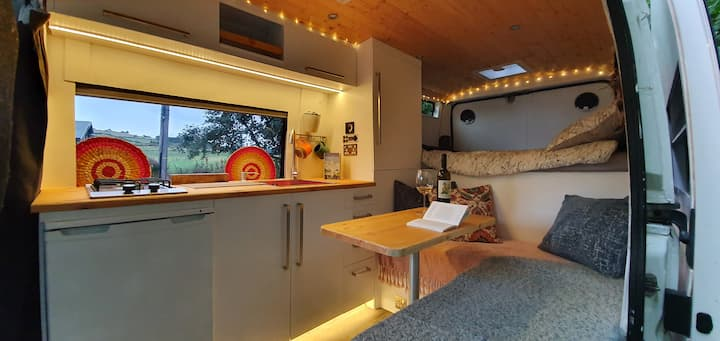 Cozy Dog Friendly Campervan