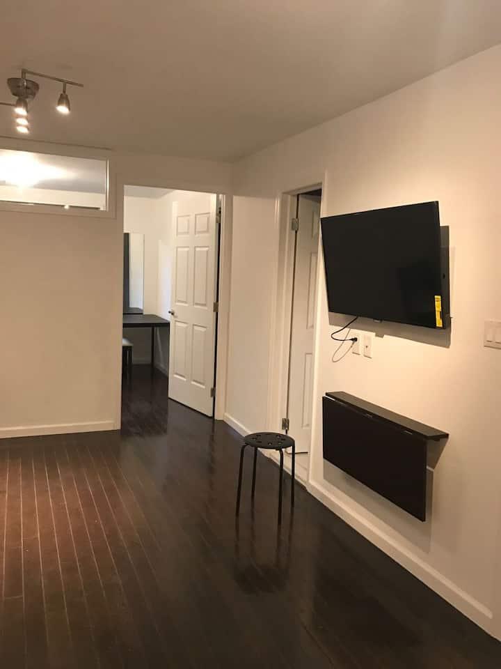 2017 Renovated Central Flushing, NYC法拉盛中心的新装修房Wifi