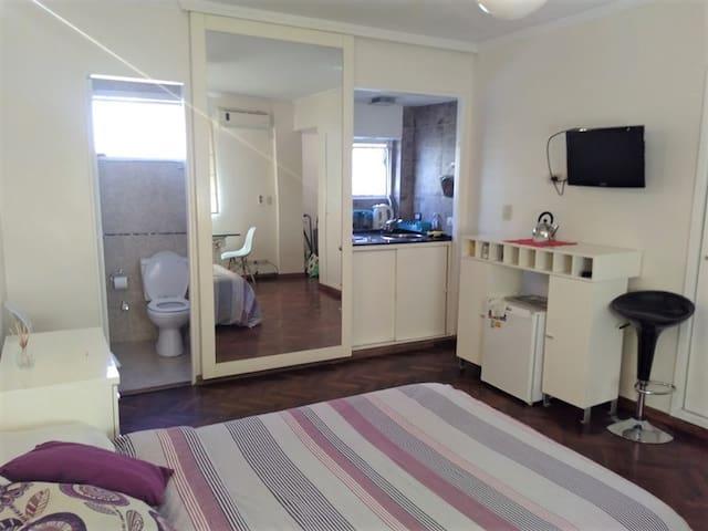 Lindísimo y cómodo studio en Palermo