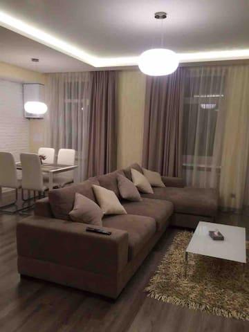 Красивые апартаменты VIP-класса!