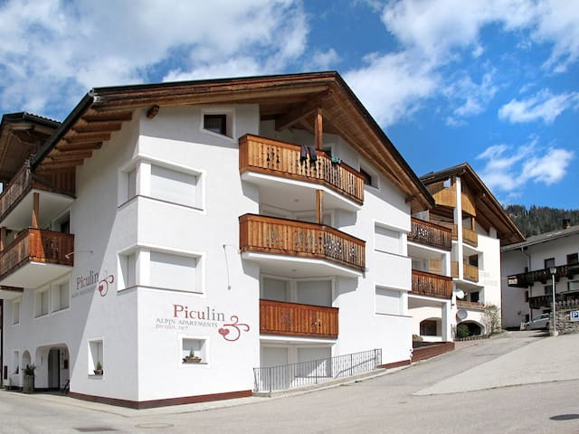 Alpin Apartments Piculin