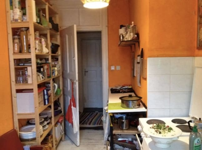 small room in a queer and cosy WG in Kreuzberg