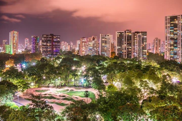 Apartamento Lindo Próximo ao Parque da Jaqueira