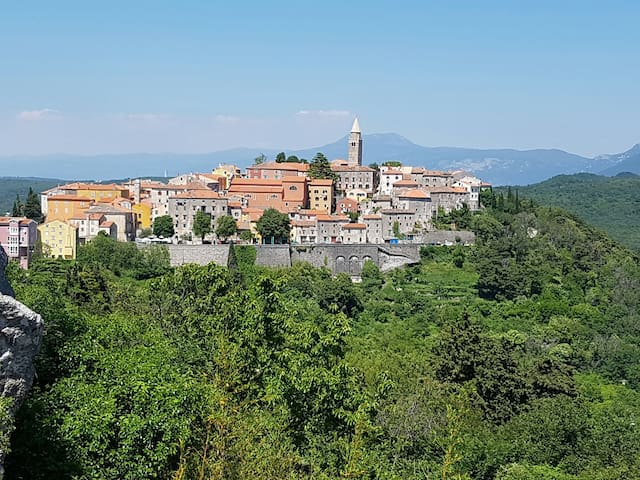 amazing view and great position - Labin - Apartamento