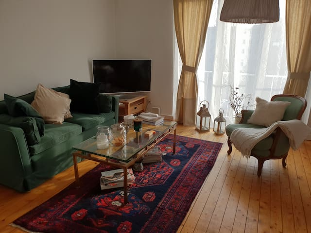 Apartment in Düsseldorf City & main station