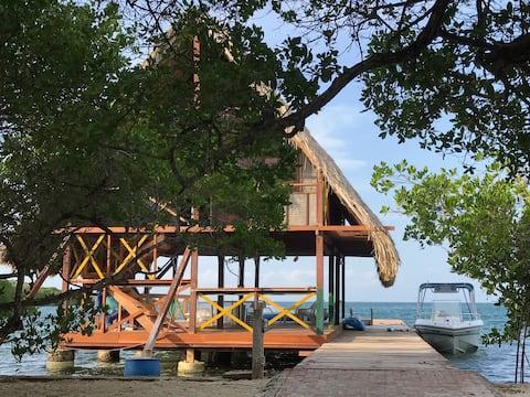 Islas del Rosario PARADISE, Isla Victoria - (3)