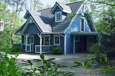 Holiday home in Hollnseth - Wingst and surroundings - บ้าน