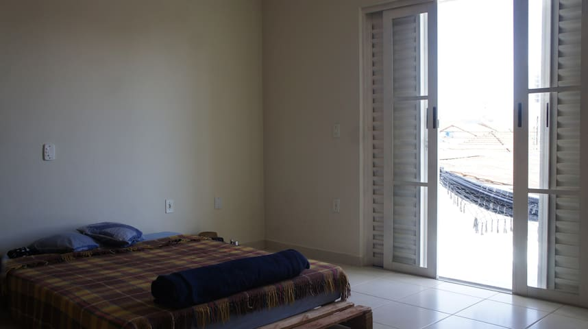 Two floors appartment in the heart of Sao Carlos.