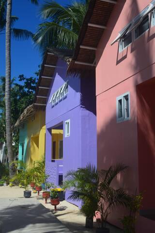 Indai Aquasports and Beach Resort -Villas
