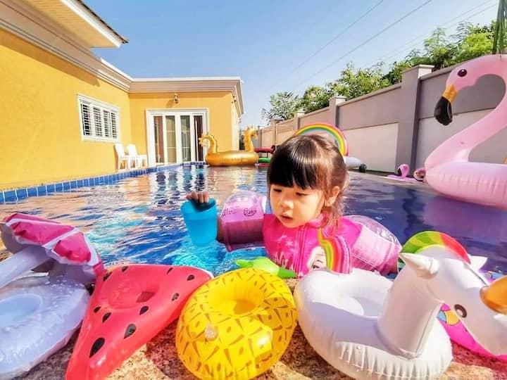 Vanilla Sky Pool Villa @Pattaya