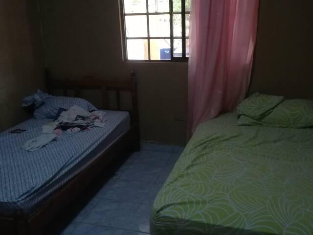 Casa sencilla y comoda