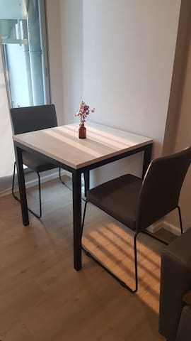 Dining table for 2 persons