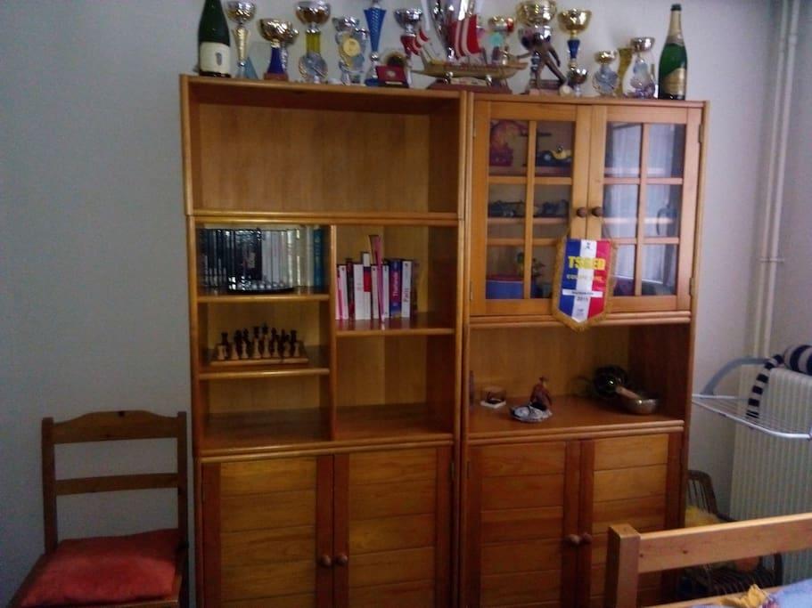 Chambre au calme pour c libataire appartamenti in for Chambre yvette