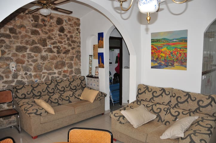 Casa centro del pueblo 3 min playa - L'Escala - House