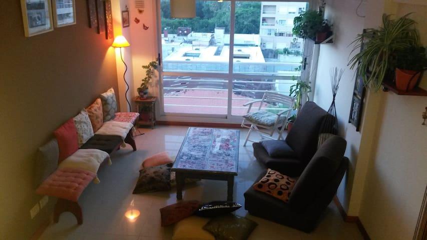Excelente y Cálido 2 Ambientes. Mucha Luz. - Buenos Aires - Dom