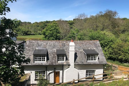 Clifford Bridge Cottage, Dartmoor - sleeps 4 +cot
