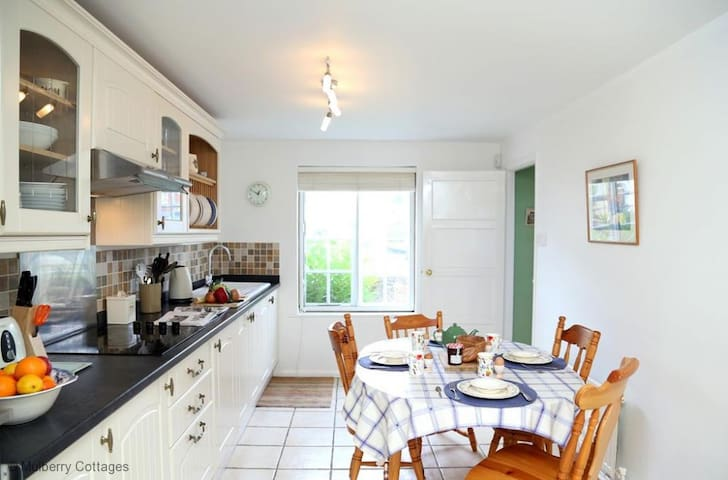 Winchelsea Cottage Sleeps 5 ideal for family seaside breaks - Winchelsea  - Дом