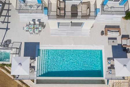 Villa Apollonia -Spectacular views -Infinity pool!