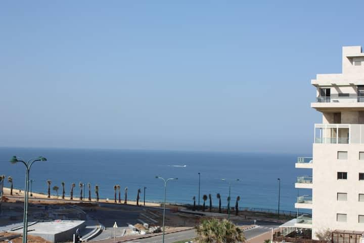 Sea view * 3 rooms * 110m2 * near Sironit Beach