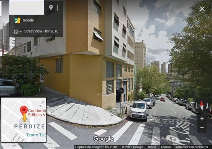 QUARTO INDIVIDUAL BÁSICO: Perdizes, São Paulo - SP