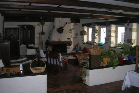 Chambres dans maison proche des stations de ski - Chevenoz - Casa