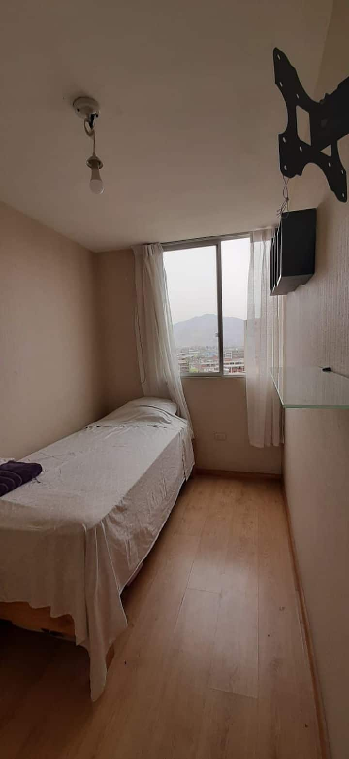 Private room in the center of Lima