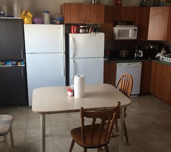 Comfy fully furnished apartment. - Iqaluit - Wohnung