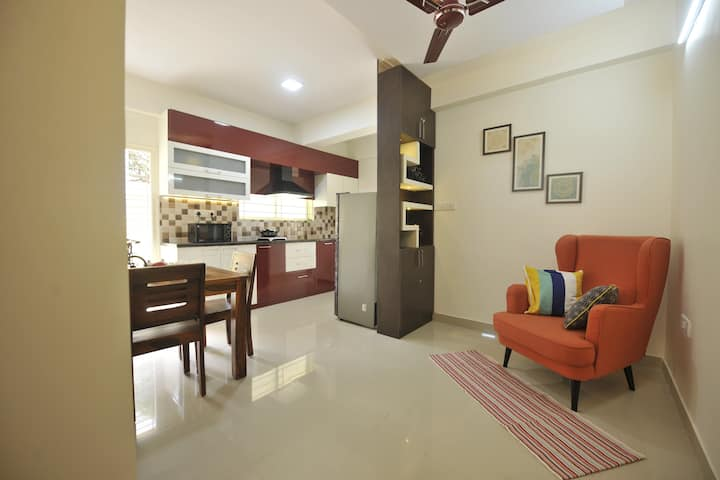 ❀ Entire 2 BHK ❀  Your Own Private Flat For Family
