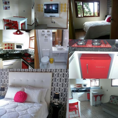 Residencial Don Antônio - Canela - Apartamento