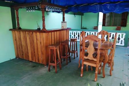 Casa La Esperanza, habitación para 4 personas