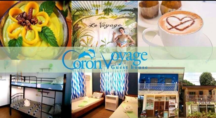 【Le Voyage】Aircon dormitory room 1 pax