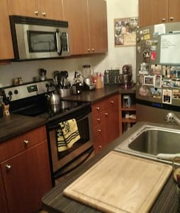 Beautiful Condo in Downtown Lansing - Lansing - Apartment