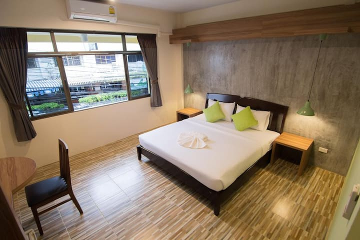 K.L. Boutique Hotel,Krabi Double bed/ Night Market